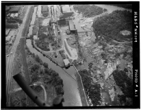 Aerial View of PSCO Power Plant- LOC